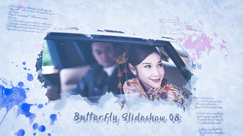 Butterfly Slideshow 31997826 - Project for After Effects (Videohive)