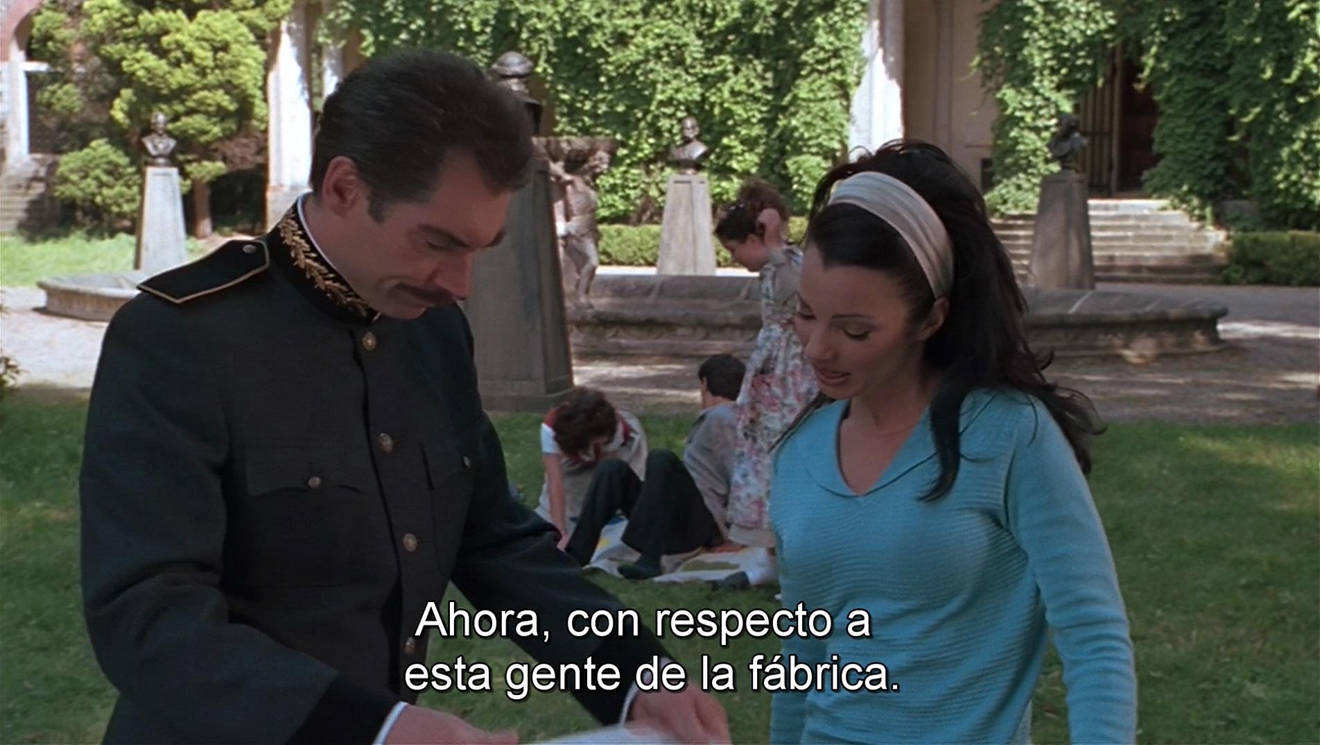 La Niñera y El Presidente (1997) 1080p x264 Dual