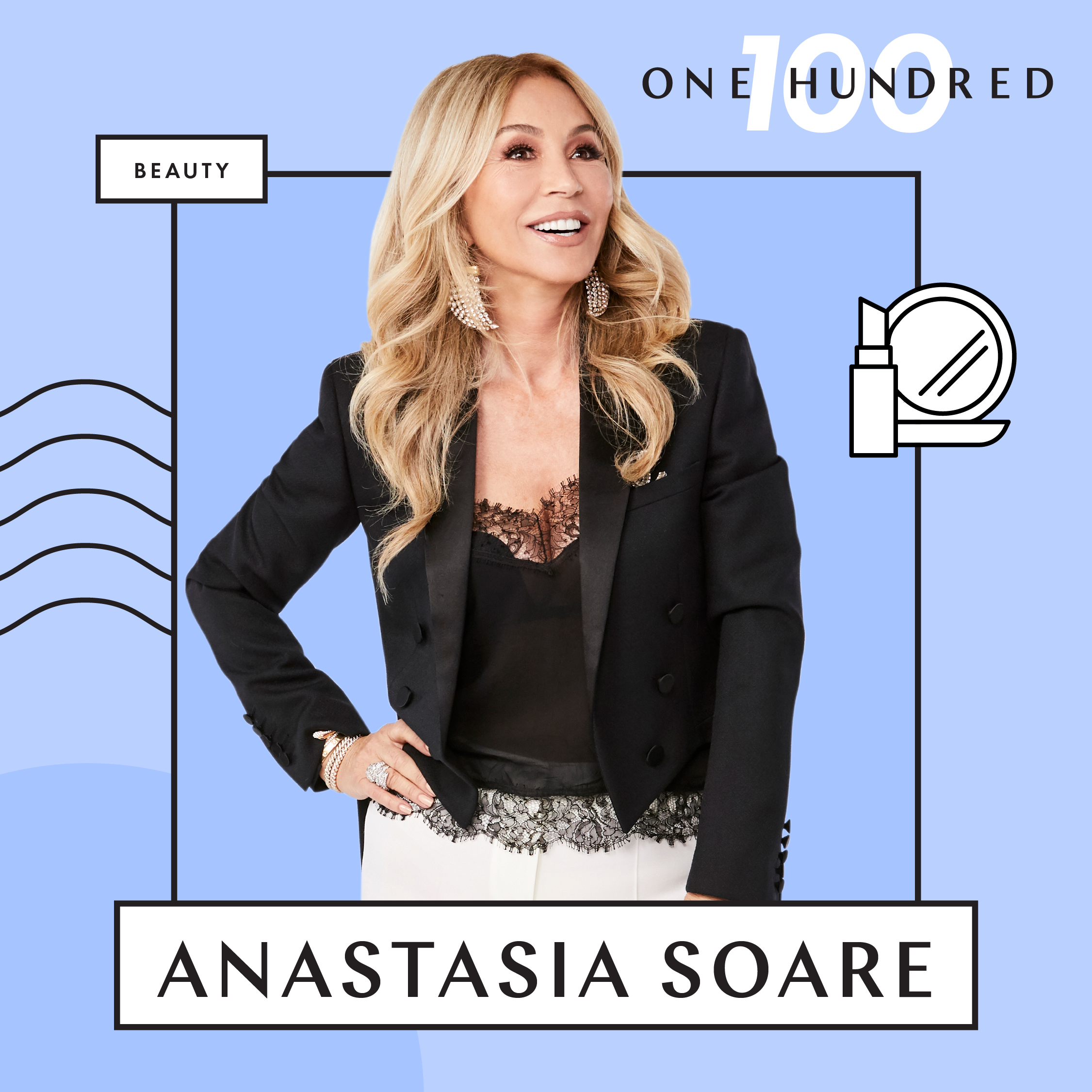 Anastasia Soare Create & Cultivate Honoree 2020