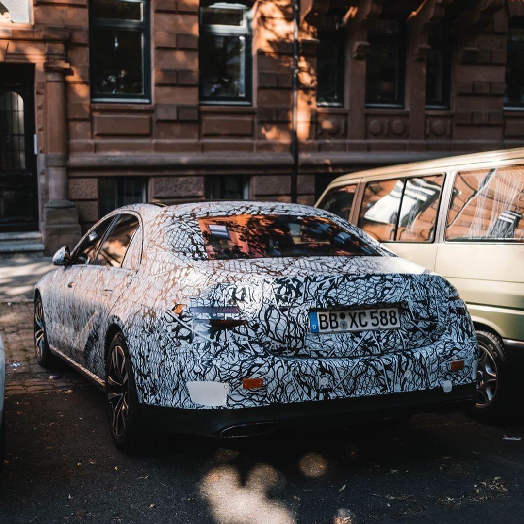 Mercedes-Benz Clase S (W223) 2020 30