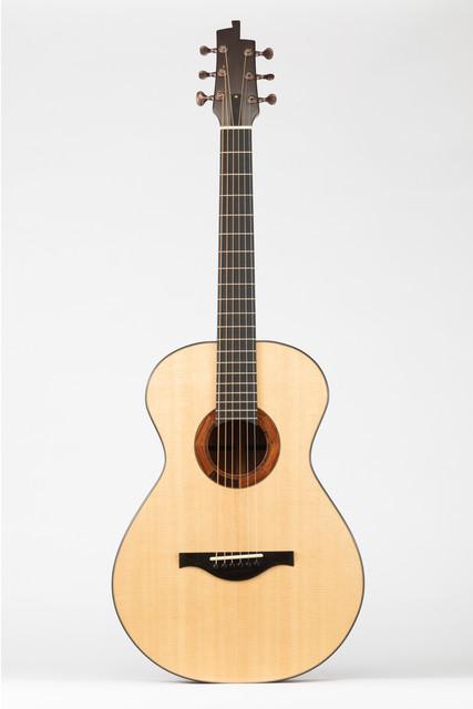 Benjamin Paldacci Guitars OO-12 #11 - Higuerilla et Épicéa Lutz  Benjamin-45