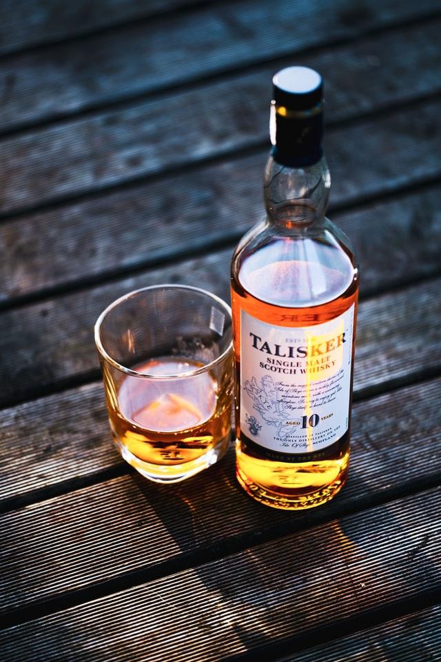 Talisker Whisky Tour Scotland