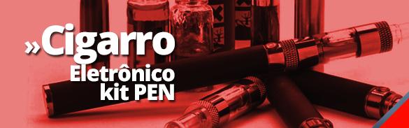 Cigarro Eletrônicos Kit PEN