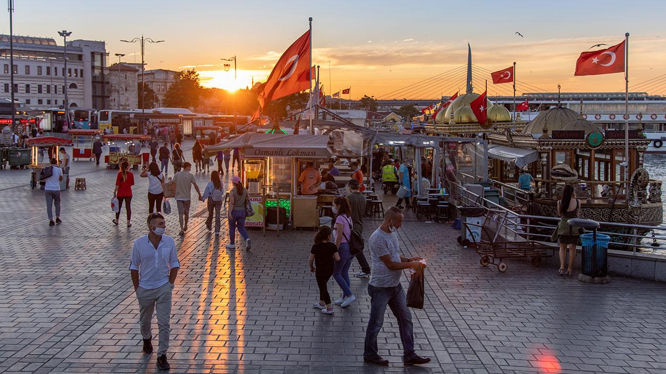سلبيات العيش في تركيا