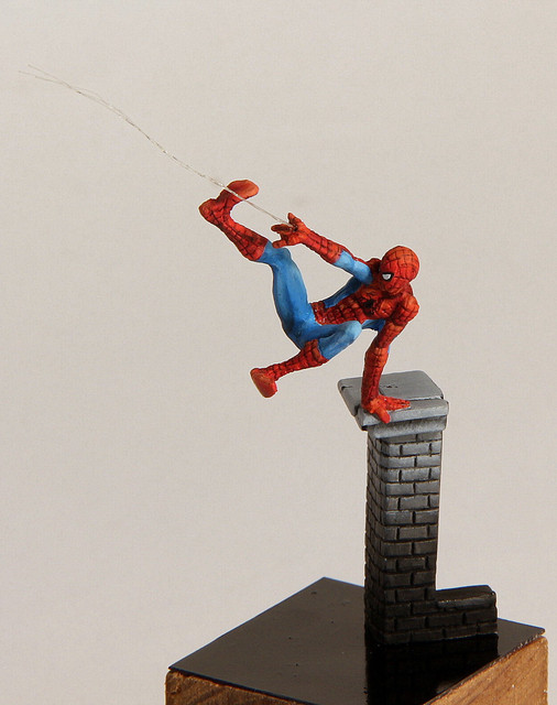 Spiderman (Knight Models 35mm) IMG-3354