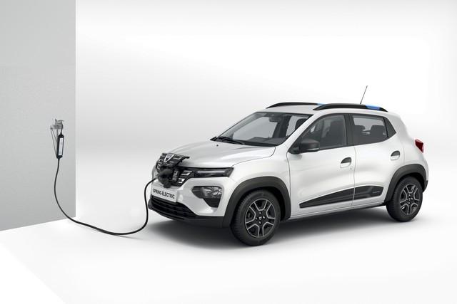 Nouvelle Dacia Spring Electric : La Révolution Électrique De Dacia 2020-Dacia-SPRING-Autopartage-2
