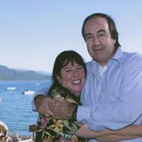 Elyse Gut and Nando Parrado
