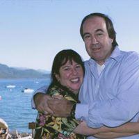 Elyse Gut and Nando Parrado