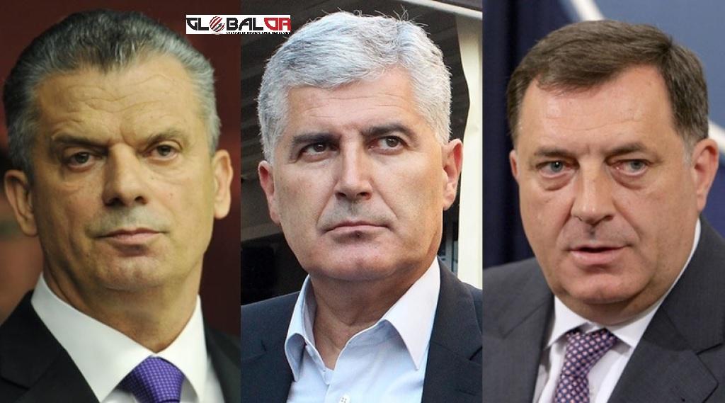 RADONČIĆ DIJELI STAVOVE DODIKA I ČOVIĆA?! 'CIK nema legitimitet, Dodik se šalio da prisluškuje opoziciju'