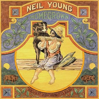 Neil Young - Homegrown (2020) mp3 320 kbps