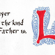 Son-Father-Prayer-Early-Gothic