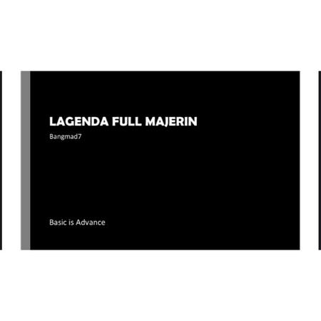 Evideo Lengkap Lageda Full Majerin Bangmad7 ( Free Kesemua Ebook Lagenda Full Majerin BangMad7)
