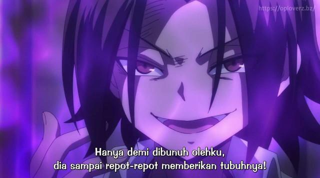 Shaman King 2021 Episode 4 Subtitle Indonesia