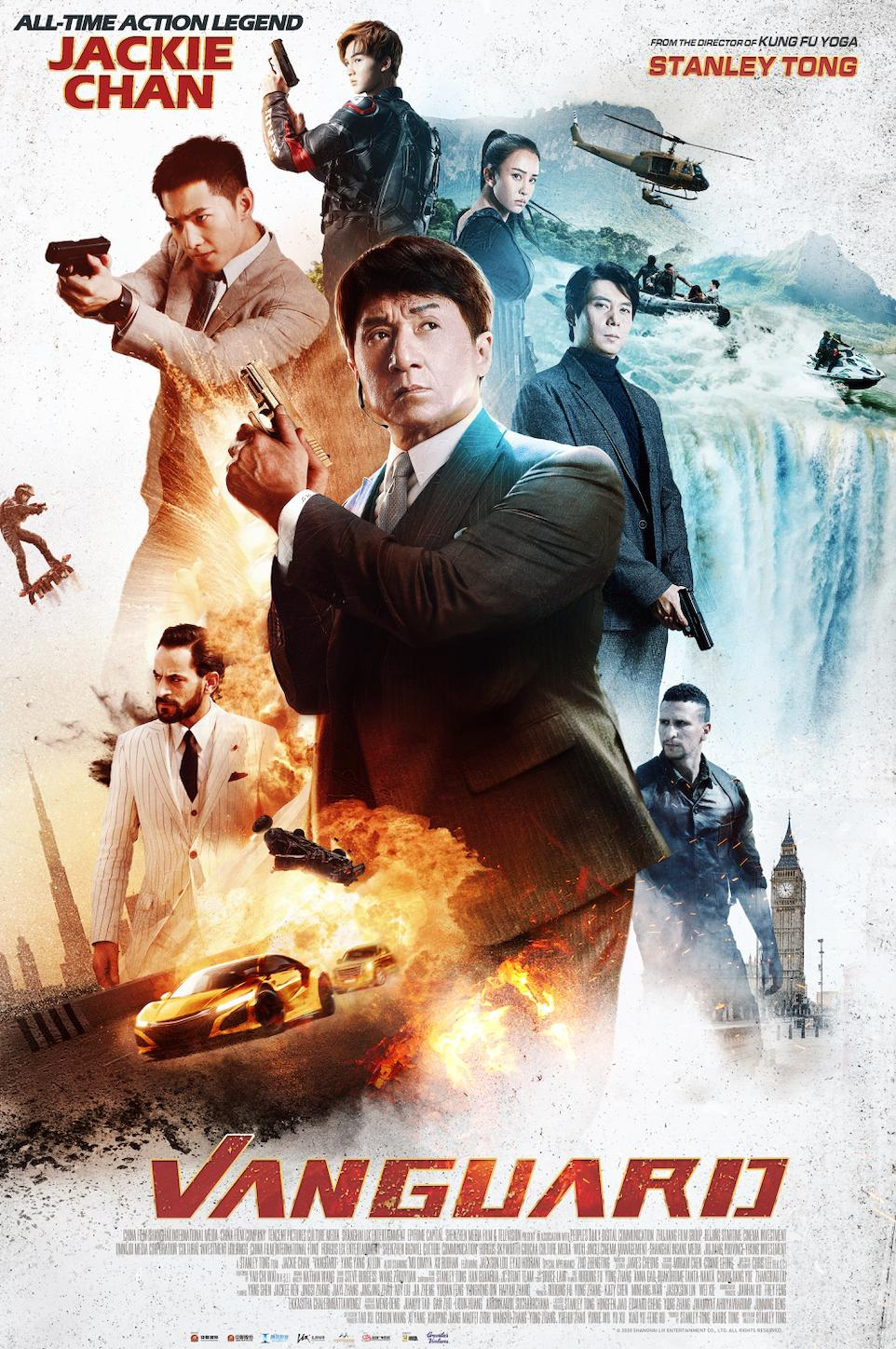 Vanguard (2021) Hindi Dubbed Movie HDRip 720p AAC