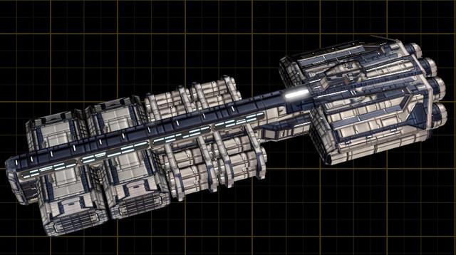 ECSN-Freighter