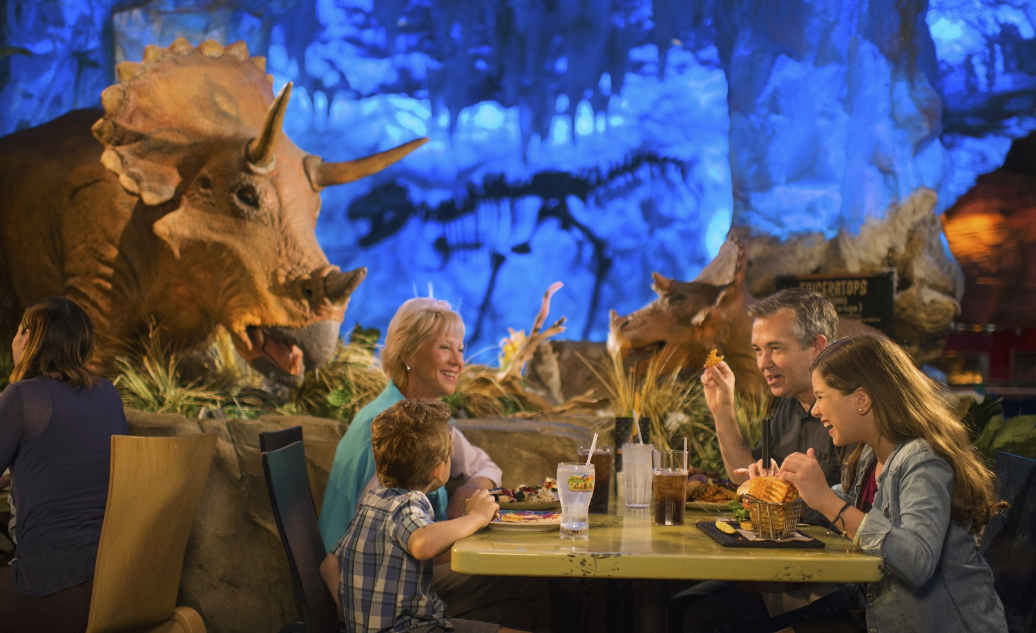 T-REX Restaurant at Disney Springs