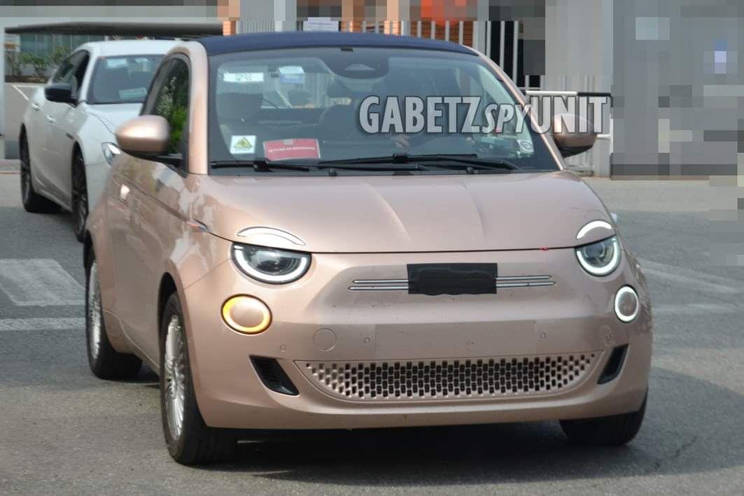 Fiat 500e (2020) 22