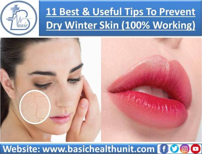 11 Best And Useful Tips To Prevent Dry Winter Skin (100% Working)