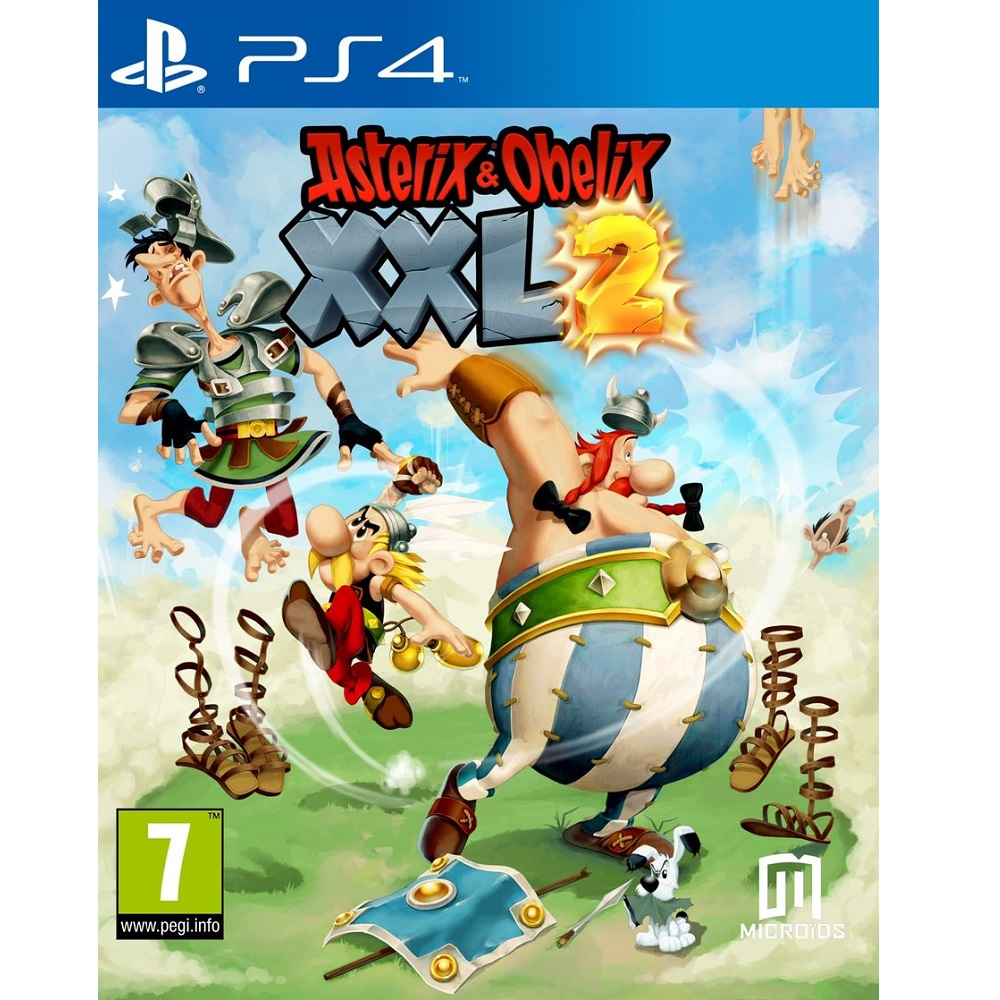 PS4 Asterix & Obelix XXL 2 (Premium) Digital Download