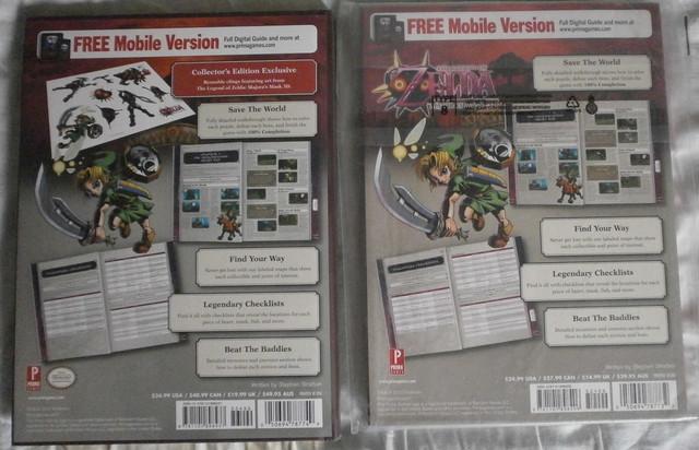 [ECH] (VDS) Zelda, DS, MD, 3ds, PS4 ** Baisse de prix ** Guide2
