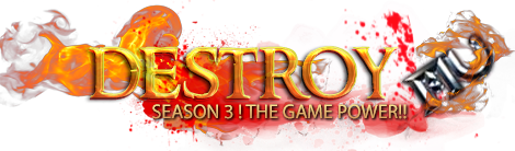 DestroyMU[9999x][Season3] - Play with US!! DMU