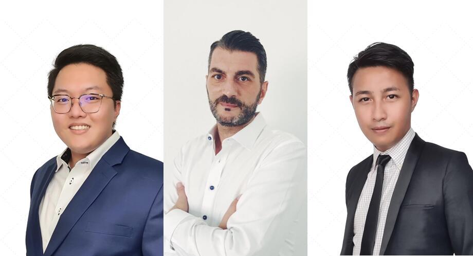 Blockchain-powered Payment Platform Wadz Welcomes Three New Executives