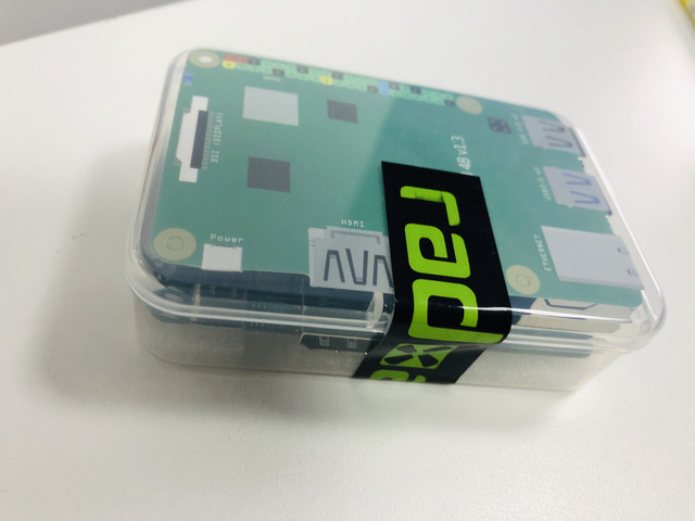 ROCK Pi 4 package