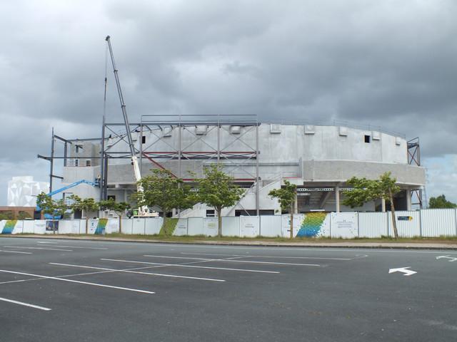« Arena Futuroscope » grande salle de spectacles et de sports · 2022 - Page 17 DSCF7291
