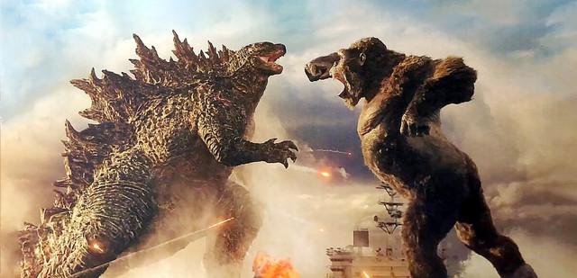 godzila-vs-kong-imagem-oficial-divulgada;HBO MAx;Ninja Nerd;Trailer;