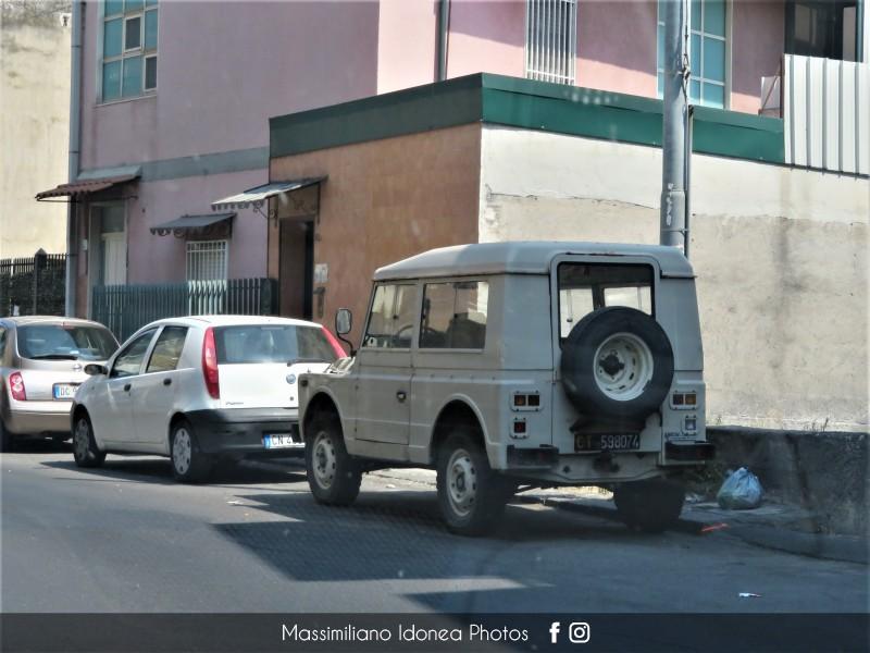 avvistamenti auto storiche - Pagina 30 Fiat-Campagnola-Diesel-2-4-71cv-82-CT598074
