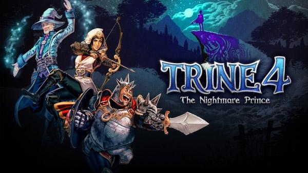 Дебютный трейлер Trine 4: The Nightmare Prince