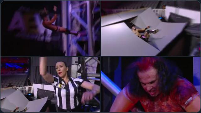 Matt Hardy vence a Sammy