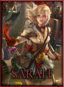Les Arbalètes Roselines Sarah