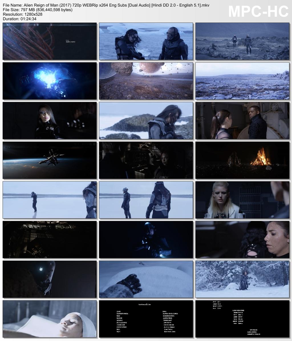 Alien Reign of Man Screen Shot 2