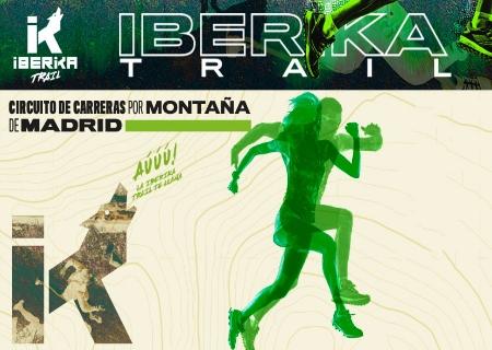 La Iberika Trail San Agustín del Guadalix se celebrará el 30 de Mayo