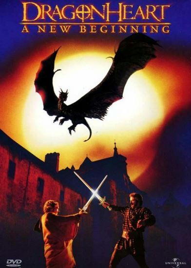 Ostatni smok: Nowy początek / Dragonheart: A New Beginning (2000) PL.AC3.DVDRip.XviD-GR4PE | Lektor PL