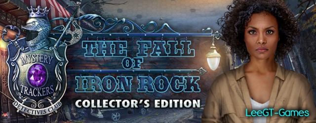 Mystery Trackers 16: The Fall of Iron Rock Collector's Edition {v.Final}