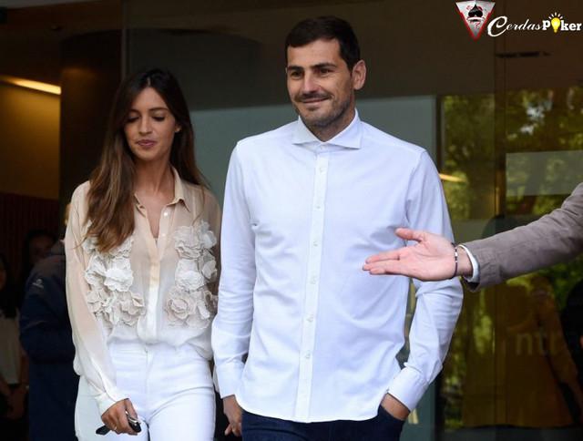 Jalin Hubungan 12 Tahun, Iker Casillas dan Sara Carbonero Berpisah