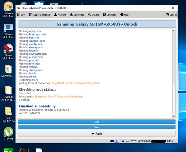 samsung s8 g950u unlock done - GSM-Forum