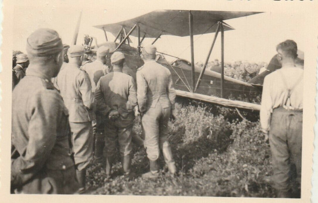 Top-Originalfoto-Russland-Flugzeugeroberte-Polikarpow-Po-2-Wehrmacht2-Weltkrie