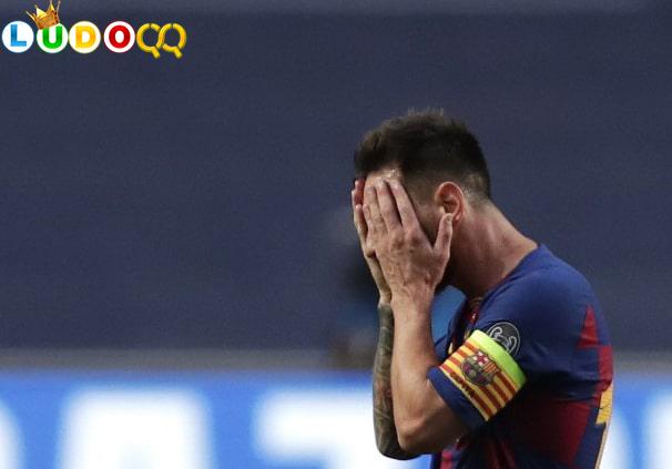 Drama Hengkang Berlanjut, Messi Tolak Ikuti Tes PCR Barca