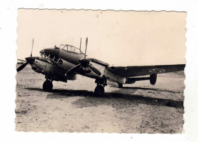 Foto-Flugzeug-Petliakov-Pe-2