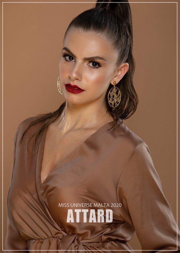 candidatas a miss universe malta 2020. final: 28 agosto. - Página 2 1