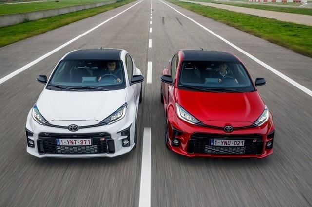 La Toyota GR Yaris distinguée par trois médias spécialisés Gryaris