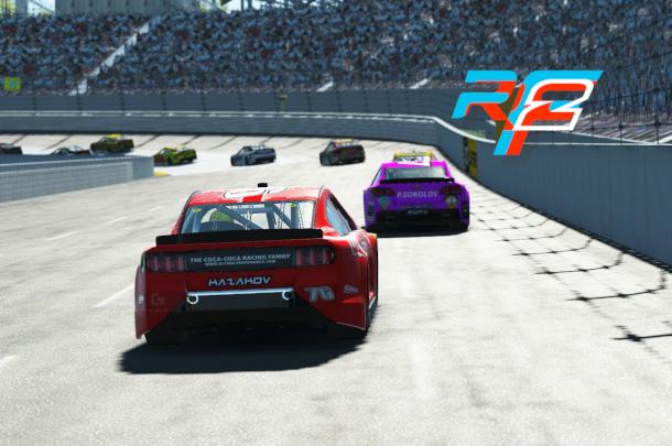 VRC NASCAR 2021 - Round 18 - Martinsville