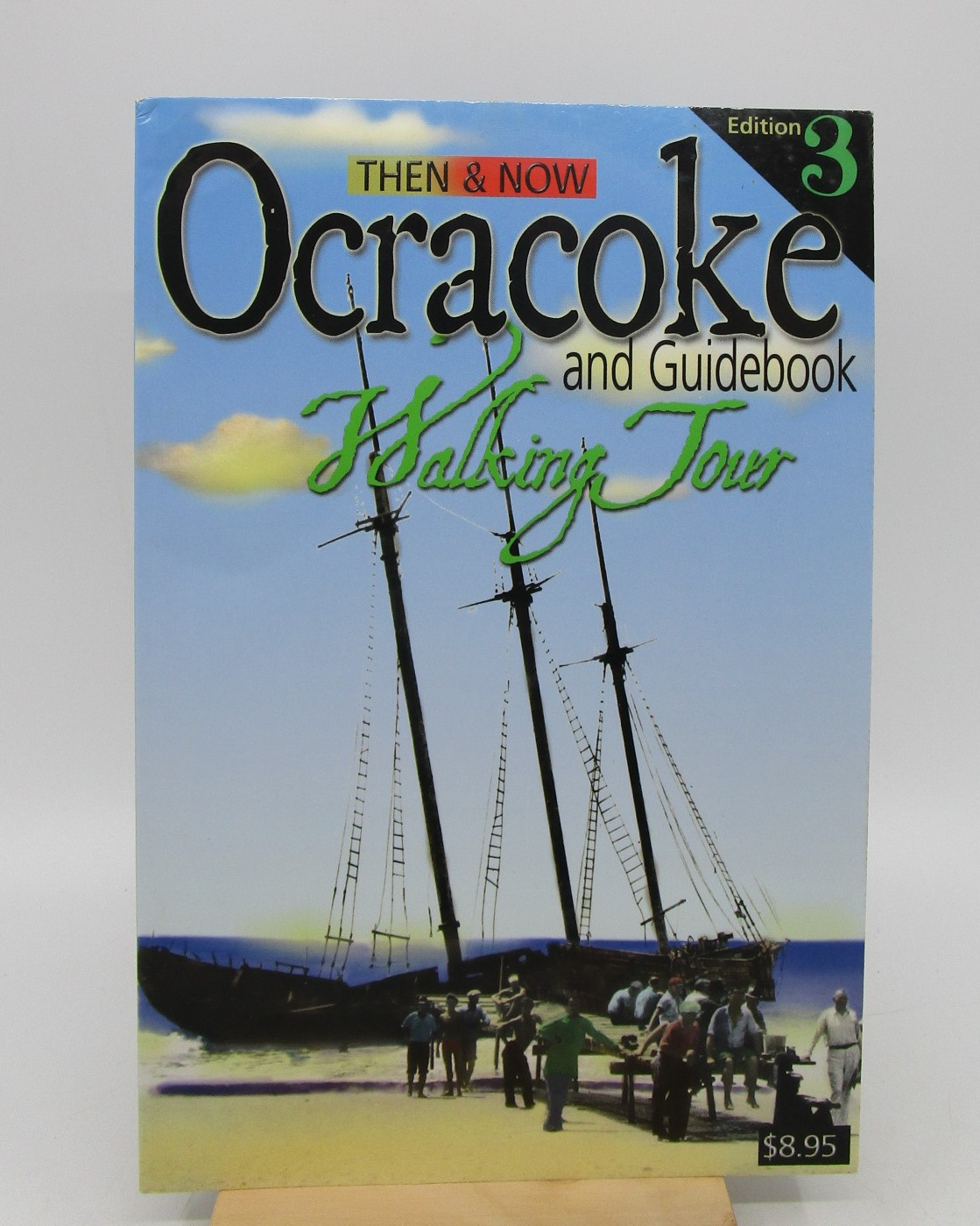 Image for Then & Now Ocracoke Walking Tour and Guidebook