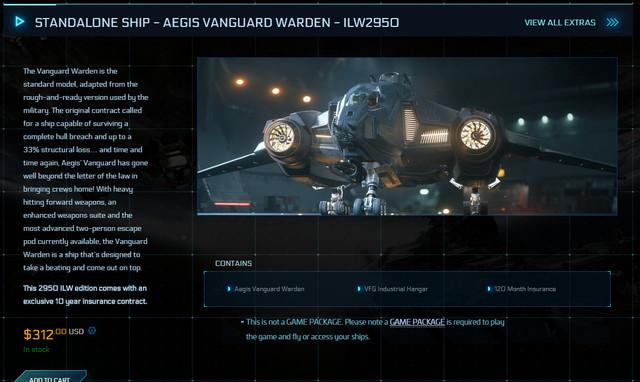 STANDALONE-SHIP-AEGIS-VANGUARD-WARDEN-ILW2950