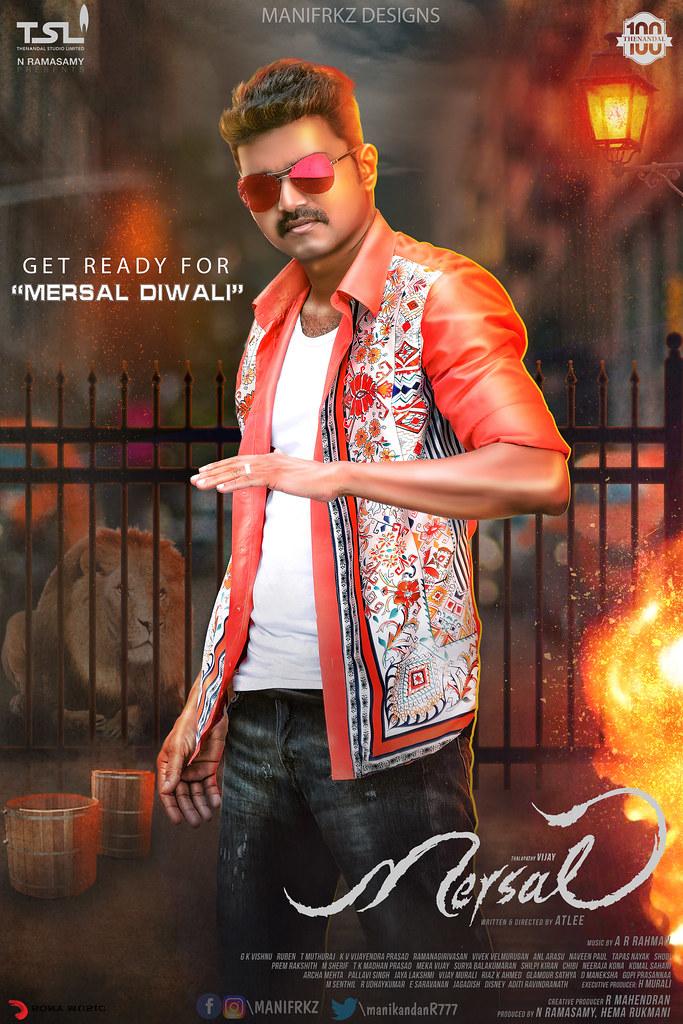 Mersal (2021) Hindi Dubbed Movie 720p HDRip 900MB Download