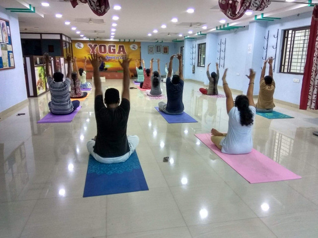 yoga trainer at home in banglore