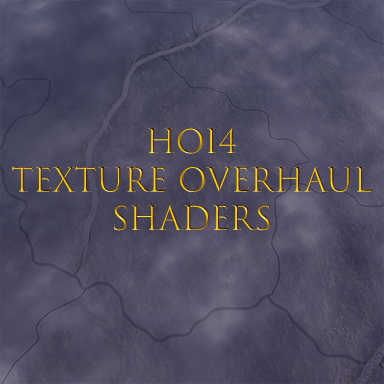 Texture Overhaul - Shaders / Ретекстур - Шейдеры